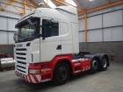 Scania R420 HIGHLINE TRACTOR UNIT - 2008 - PX08 EWH tractor unit