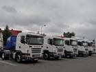 ciągnik siodłowy Scania G 420 / CR 19 / MANUAL / RETARDER / EURO 5 /
