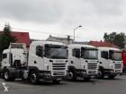 ciągnik siodłowy Scania G 420 / CR 19 / MANUAL / RETARDER / HYDRAULIKA /