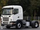 ciągnik siodłowy Scania G 420 / MANUAL / RETARDER/ EURO 5 /