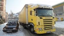 cap tractor Scania H 113H420