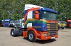 ciągnik siodłowy Scania 124 400