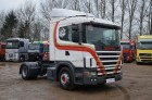 ciągnik siodłowy Scania 124L 400 aircondicion