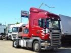 ciągnik siodłowy Scania 420