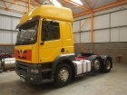 used Foden tractor unit