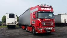 ciągnik siodłowy Scania L 164L580