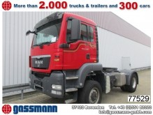 MAN TGS / 18.400 BLS 4x4 H4 / 4x4 Standheizung/Klima tractor unit