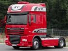 cap tractor DAF XF 105.510 / SUPER SPACE CAB / EURO 5 /