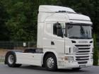 ciągnik siodłowy Scania G 420 / HIHLINE / RETARDER / MANUAL /