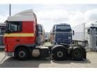 cap tractor DAF XF 105.410 6X2 EURO 5 SPACECAB