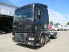 cap tractor DAF XF 95 430 Space Cab