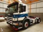Scania P124 420 DAYCAB TRACTOR UNIT - 2003 - AY03 AWU tractor unit