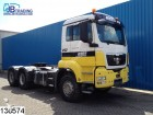 MAN TGS 33 440 6x4, EURO 4, Manual, Airco tractor unit