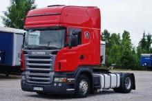 ciągnik siodłowy Scania R 420 EURO 5 STANDARD MANUAL TOPLINE NEW TYRES