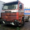 trattore Scania H 142H