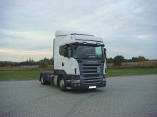 gebrauchte Scania Sattelzugmaschine