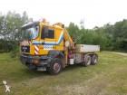 MAN 33.463 Hiab 280-5 tractor unit