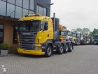 Scania R 580 8X4 HEAVY DUTY TACTO 250.000 KG tractor unit