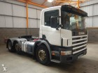 Scania 114L 380 TRACTOR UNIT - 2001 - Y307 UOM tractor unit