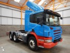 Scania P420 TRACTOR UNIT - 2005 - NK05 CXS tractor unit