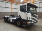 Scania 114L 380 TRACTOR UNIT - 2000 - W681 BOM tractor unit