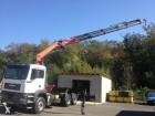 MAN TGA 26.410 tractor unit