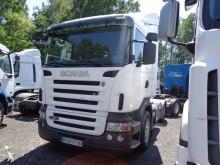ciągnik siodłowy Scania R 380 MANUAL RETARDER EURO 4 Z FRANCJI