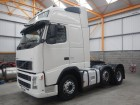 cap tractor Volvo FH 500 GLOBETROTTER XL TRACTOR UNIT - 2008 - PF57 DRX