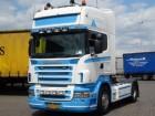 cap tractor Scania R420 MANUAL / RETARDER EURO 5