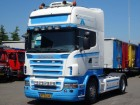 cap tractor Scania R420 EURO 5 MANUAL / RETARDER
