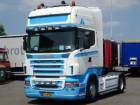 cap tractor Scania R420 MANUAL / RETARDER / ANALOOG