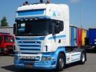 cap tractor Scania R420 MANUAL / RETARDER