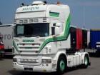 cap tractor Scania R500 V8 MANUAL / RETARDER EURO 5