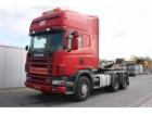 cap tractor Scania 164.580