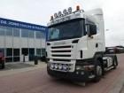 cap tractor Scania R380 manual
