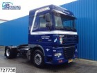 cap tractor DAF XF 105 410 EURO 5, Airco