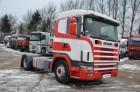 ciągnik siodłowy Scania 124 360 RETARDER