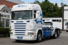 cap tractor transport special Scania second-hand