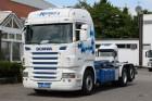 gebrauchte Scania Sattelzugmaschine Schwertransport