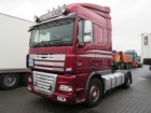 cap tractor DAF XF 105 460 Space cab Manual Gearbox Euro 5