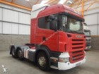 Scania R480 HIGHLINE TRACTOR UNIT - 2007 - SV07 CSX tractor unit