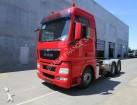 MAN TGX TGX 33.540 BBS 6x4 + INTARDER tractor unit