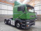 used ERF tractor unit