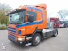 cap tractor Scania P340 opticruise top condition