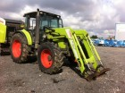tracteur Claas occasion