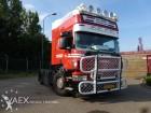 cap tractor Scania 114