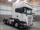 Scania R420 TOPLINE TRACTOR UNIT - 2006 - AY56 ACX tractor unit