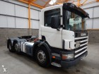 Scania 114L 380 TRACTOR UNIT - 2000 - W667 BOM tractor unit