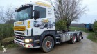 cap tractor Scania G 144G530
