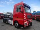 MAN TGA 33-530 180 TON 6X4 tractor unit